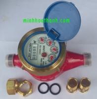 Đồng hồ đo lưu lượng nước nóng Unik