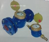 Đồng hồ nước hiệu Fuzhou Cơ