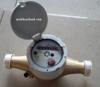 Đồng hồ đo lưu lượng nước Sensus nối ren